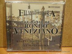 THE FILMSCORE ORCHESTRA. RONDO VENEZIANO. CD PRECINTADO.