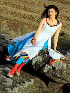 Wajahat Mansoor Summer Casuals 2013 for Women