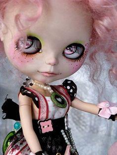 doll #blythe #pink