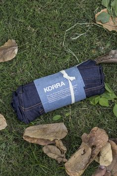 E S S E N T I A L | Korra Jeans — The Open Art Project — Medium