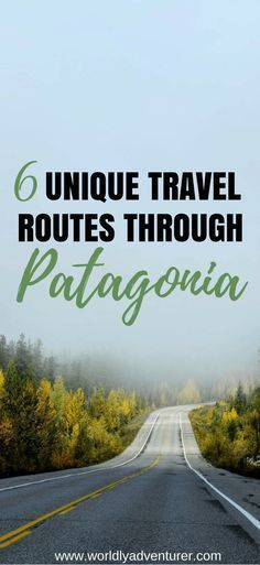 Patagonia travel Chile | Patagonia travel Argentina | Patagonia travel itinerary | destinations & where to go in Patagonia | hiking | road trip | kayaking | adventure travel | travel & backpacking itineraries. #kayaktrips