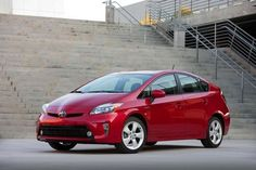 2015 Toyota Prius Five front