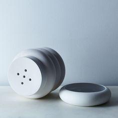 Stacked Porcelain Planter