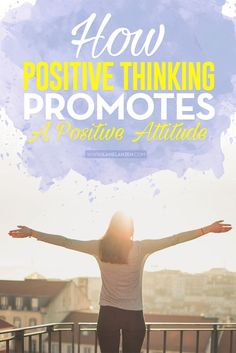 A lot of people think that positive thinking means you have to expect the best to always happen, but that�s not true. Thinking positively means that you see the moment for what it is and see the positive side of what is happening | http://www.ilanelanzen.