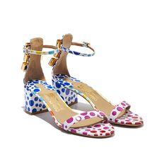 Detailed Bow Sandal
