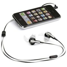 seriously great headphones for your iphone by BOSE MIE2 mobile headset