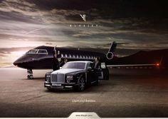 Des avions d'exception , vols en jets privés by Fabrice Mandon via slideshare Luxury Private Jets, Private Plane, Luxury Yachts, Luxury Cars, Luxury Motors, Jets Privés De Luxe, Jet Aviation, Jet Privé, Photo Avion