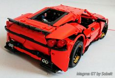 Magma 004 2018 | Technic supercar MOC | Steph Ouell | Flickr