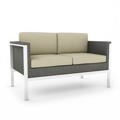 @Overstock - Make the most of the season with the angled, glossy frames of this outdoor Lakeside sofa. This sofa features 4-inch thick weather resistant cushions and woven taupe seat covers.http://www.overstock.com/Home-Garden/Sonax-Lakeside-Sofa-in-River-Rock-Weave/7317920/product.html?CID=214117 $794.99