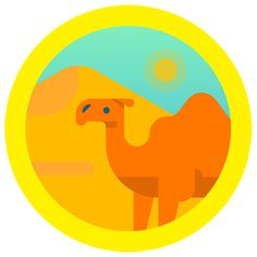 Fitbit Badges: Sahara