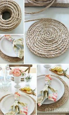 Here are 15 of the best DIY crafts that sell! Want to make some extra money from home selling crafts? Then don't miss these icredible crafts to make & sell! Diy Gifts To Sell, Crafts To Make And Sell, Diy And Crafts, Rustic Crafts, Handmade Crafts, Wooden Crafts, Sisal, Diy Luminaire, Artisanal