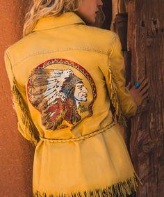 Lightfoot Jacket - Double D Ranch Fall 2013