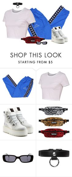 """""""StyledbyT"""" by tinzbluee ❤ liked on Polyvore featuring Puma, Gucci and Carven"""