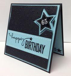 CROPNKATHY Happy 65th Birthday Dad Runder Geburtstag Lustige Geburtstagskarten Fur Jungs