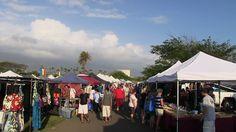 Maui swap meet in kahului