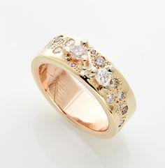 pretty sunny ring   Camilla Gough