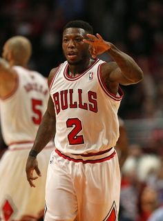 Nate Robinson - well missed