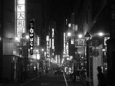Film Noir in tokyo by artyjock on DeviantArt Black And White Frames, Black And White Posters, Black And White Aesthetic, Black White, Aesthetic Japan, Japanese Aesthetic, Steam Artwork, Detective Aesthetic, Adventure Aesthetic