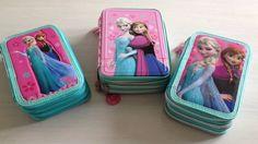 Disney Frost penalhuse med 3 rum og fyld