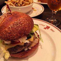 Little Goat – All American Burger