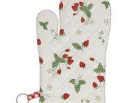 Servierplatte Strawberry von Clayre & Eef - Jani Epp - Quality Home Accessoires