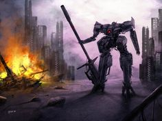 Armored Core by weaselpa on DeviantArt