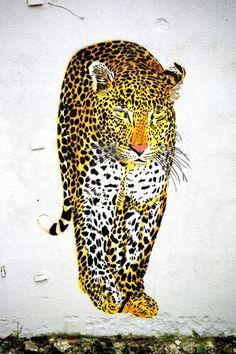 Mosko & associés - street art - Montreuil, rue st antoine