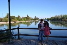 Mendoza 2010... Paseando con mamá