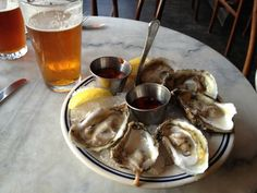 Slide Show | Where To Go For Oyster Happy Hour in NYC | Serious Eats