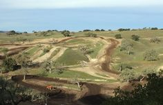 Maybe when I have some land I can make my own motox track