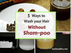 3 ways to wash your hair without shampoo 3 Ways To Clean Your Hair Without Sham-poo: I have noticed that my hair's much more healthier and vibrant when I wash it with natural ingredients. Washing Hair Without Shampoo, Natural Hair Shampoo, Diy Hair Wash, Hair Rinse, Diy Soap Natural, Oily Hair Remedies, Hair Cleanser, Greasy Hair Hairstyles, Homemade Shampoo