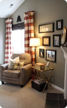 201 Best Buffalo Check Images On Pinterest Living Room