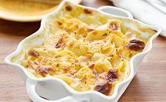 Epicure's Creamy Scalloped Potatoes (3 Onion Dip Mix, Chicken Bouillon, Louisiana Hot & Spicy Dip Mix)