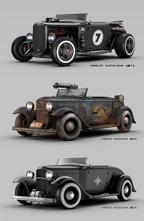 From my window's garage. E Quad, Trick Riding, Steampunk, Ford Roadster, Car Design Sketch, Pedal Cars, Car Drawings, Modified Cars, Dieselpunk