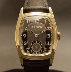 Gruen Vintage Watch