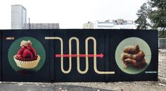 New Gorgeous Murals by Wes 21 – Fubiz Media