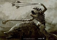 lord of the rings orc concept art - Google Search