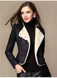 2013 New Arrival Korean Version Short Slim Wool Coat