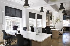 BHDM Design - New York City Offices - Office Snapshots