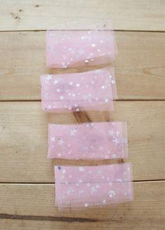 ダイソーのチュール生地で簡単可愛いヘアゴムを量産! LIMIA (リミア) Uggs For Cheap, Daiso, Ribbon Bows, Ribbons, Baby Headbands, Scrunchies, Charity, Gift Wrapping, Barbie