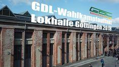 GDL Wahlkampfauftakt Göttingen 2018 Broadway Shows, Videos, Movie