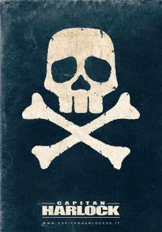 Covermania !: Capitan Harlock
