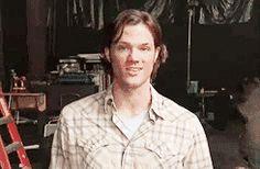 (gif) Jensen... I'm dying.