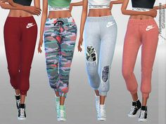 Pinkzombiecupcakes' Track Pants Pack