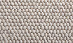 NIRVANA-villamatto 140 x 200 cm valkoinen
