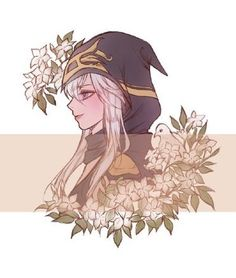 Ashe League Of Legends, League Of Legends Characters, Character Modeling, Character Art, Lol Champ, Legend Drawing, Cute Anime Boy, Character Design Inspiration, Kawaii Anime