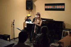 【Liveレポ】8/29(金)上西千波・阿部篤志 カフェときどきライブハウス 倉敷Penny Laneブログ