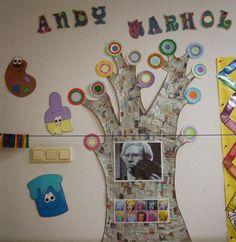 Plastificando ilusiones: Andy Warhol