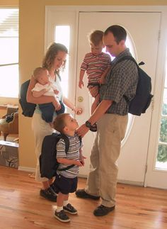 Are you worried about your family during an emergency evacuation? Take the weight off your shoulders by putting on a backpack of supplies!