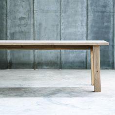 Heerenhuis SPO Solid Oak Dining Table MTM | heerenhuis_spo_oak_table | £3,760.00